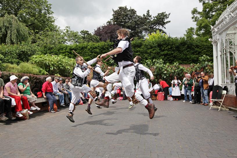 Big Dance at Horniman Museum - 8Jul12